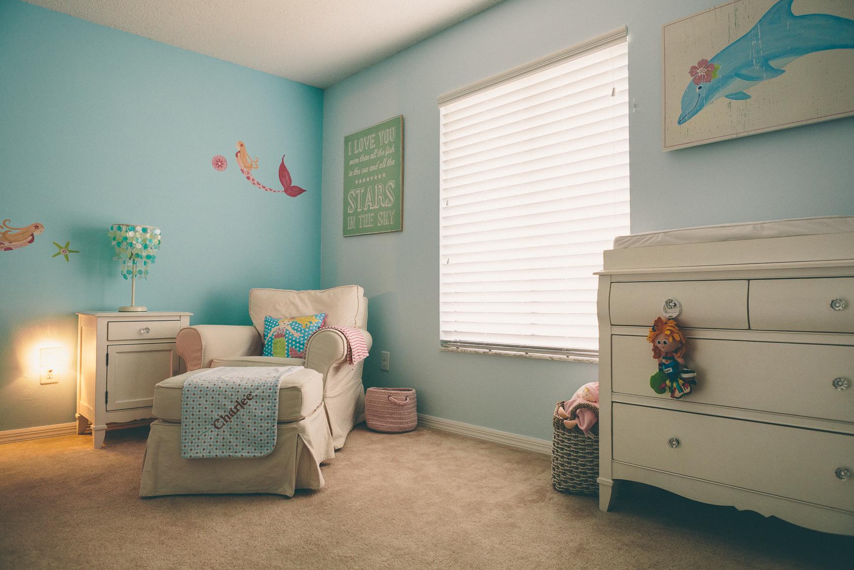 Sea Baby Room Theme